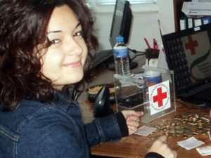 Ученици дариха над 400 лв на Българския младежки Червен кръст