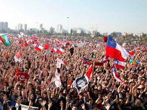 В Чили протестират срещу орязан бюджет за образование