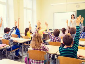 163 деца бяха върнати в клас в Русенско