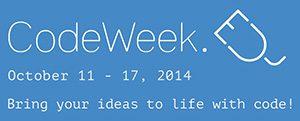Европейска седмица на компютърното програмиране (EU Code Week)