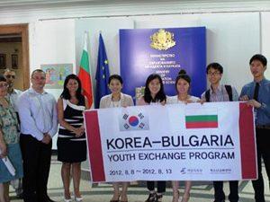 Зам.-министър приветства корейски младежи