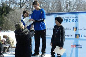 Повече от 200 ученици бягаха в памет на Левски