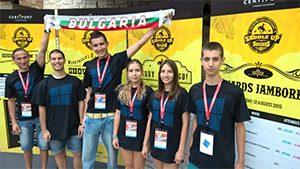 Шест български ученици се борят за златото в САЩ