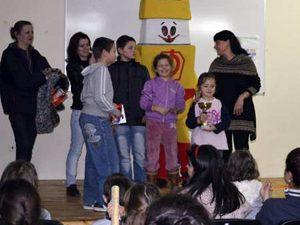 """В 26 СОУ """"Йордан Йовков"""" деца и родители търсиха съкровища"""