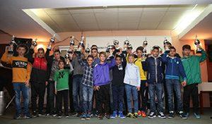 """Повече от 5000 ученици ще участват в """"Децата и футболът"""" тази година"""