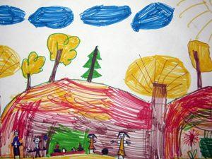 """Национален пленер за детска рисунка на тема """"Магично приключение в света на мечтите"""""""