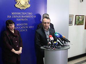 Диян Стаматов: МОН още не знае тестовете, а отговорите вече текат в интернет
