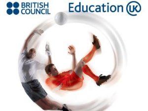 Британски университети се представят на изложението Education UK