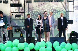Зам.-министър откри фестивала Green Light в Перник