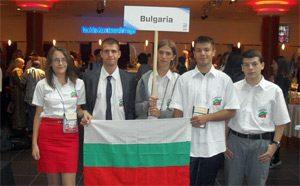Младите физици се връщат с четири медала от Естония