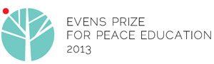 Награда на Фондация Evens за образование за мир 2013