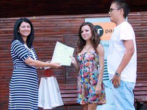 Наградиха три отбора в конкурс на МОМН