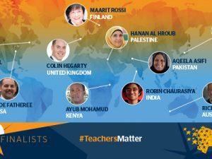 Определиха топ 10 на най-добрите учители в света