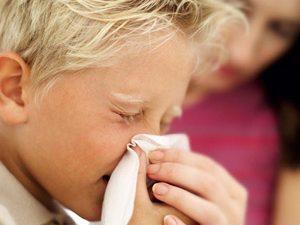 Иде грип от Североизток