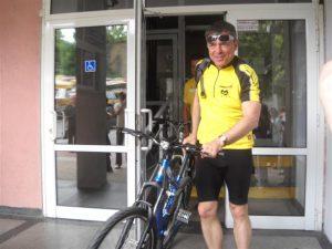 Буря свали от колелото министър Игнатов