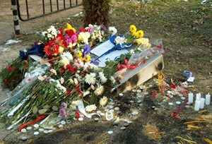"""Десет години от трагедията пред """"Индиго"""""""