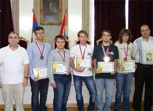 Четири медала от Белград за българските информатици