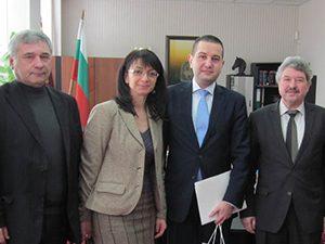"""Представиха възможностите на проекта """"Фонд за стипендии на европейското икономическо сътрудничество"""""""