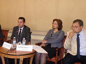 """Иван Кръстев откри конференцията """"Мобилизиране на заинтересованите страни за напредък в сектора за учене на възрастни"""""""