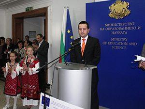 Проектът за средищните училища продължава и през следващата година