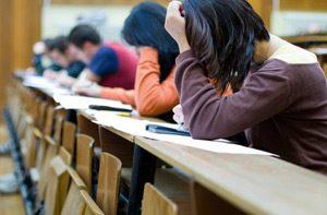 Учениците от Перник на изпит днес