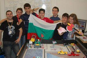 Български отбор по роботика се класира категорично за FIRST LEGO League