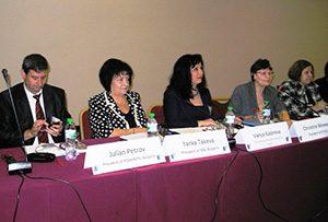 Зам.-министър откри конференция за насърчаване на равенството в учителската професия
