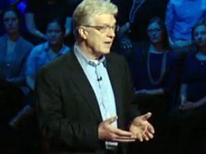 Сър Кен Робинсън: Как да се измъкнем от долината на смъртта в образованието (видео)