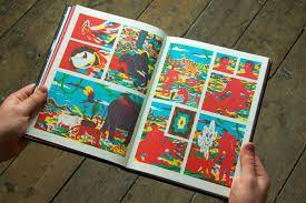 """Първи национален конкурс """"Аз и моят град"""" – комикси, създадени от деца"""