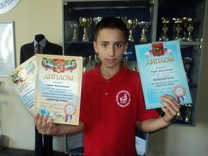 Шестокласник от Бургас впечатли на математическо състезание