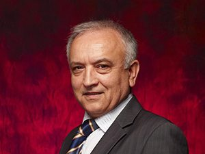 Професор е третият заместник на Тодор Танев