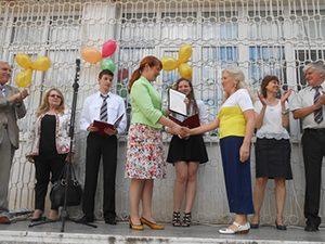 """Във Варна връчиха отличието """"Любим учител"""""""