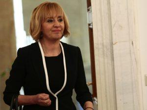 Манолова се разгневи на учителка