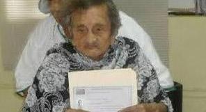 100-годишна завърши начално образование