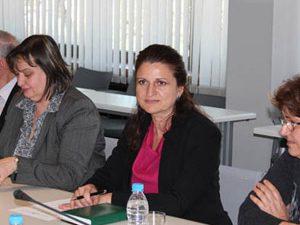 Зам.-министър Банчева участва в заседание на БСК