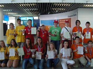 С куп медали се завърнаха от Китай младите ни математици