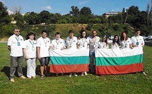 Наши ученици втори на Олимпиадата по математическа лингвистика