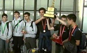 Наши математици се върнаха с 11 медала от Непал