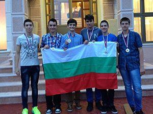 Математиците с шест медала от Белград