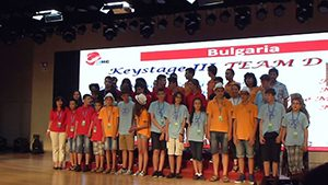 Наши ученици спечелиха медали от състезание по математика в Китай
