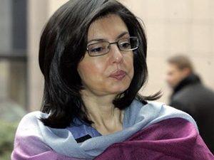 Президентът Първанов поиска оттегляне на кандидатурата на Меглена Кунева