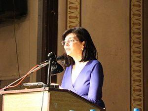 Меглена Кунева очаква високи резултати от седмокласниците през 2019 г.