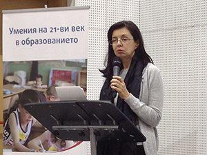 Ученичка от София беше министър за един ден