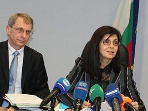 Меглена Кунева: За миналата година нямаме закрито училище