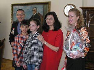 Министър Кунева се среща с ученици от София