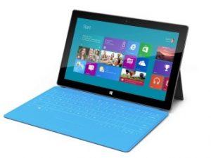 Microsoft представи таблета Surface