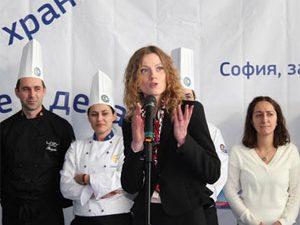Зам.-министър готви здравословно