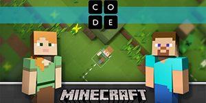 Microsoft представи Minecraft обучител по програмиране