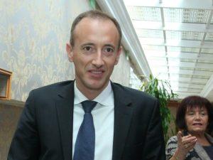 Красимир Вълчев – Човек от системата
