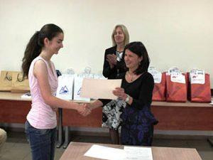 """Призьорите от """"Млади таланти"""" 2013 ще представят България с научни разработки"""